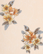 Обои виниловые Версаль 082-23 на бумажной основе
